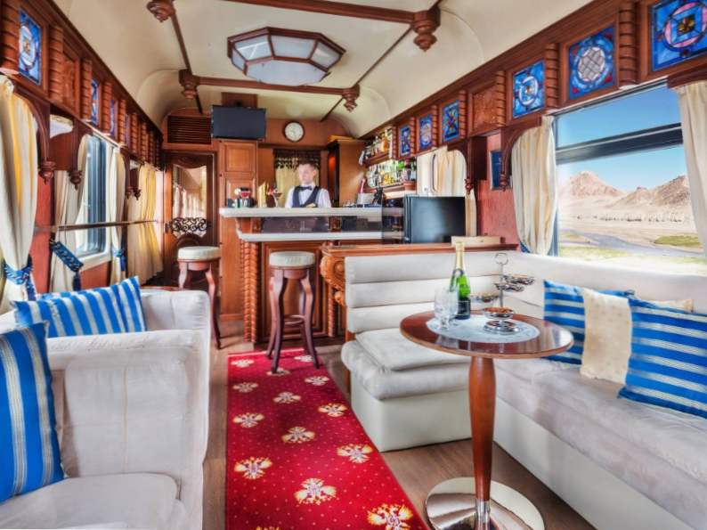 10 most luxurious sleeper trains in the world 5