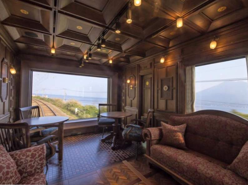 10 most luxurious sleeper trains in the world 7