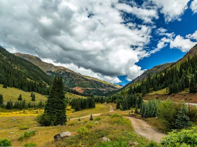 10 most scenic fall drives in colorado