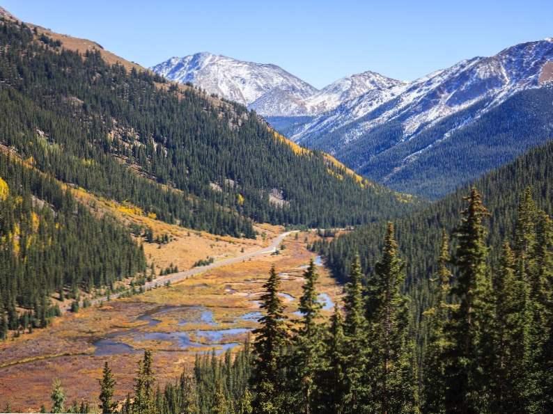 10 most scenic fall drives in colorado 6