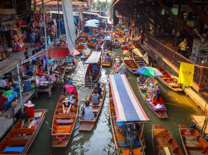 11 best day trips from bangkok 11