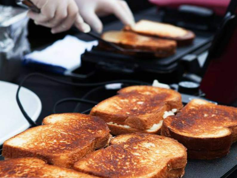 11 best foods at the atlanta cheese fest