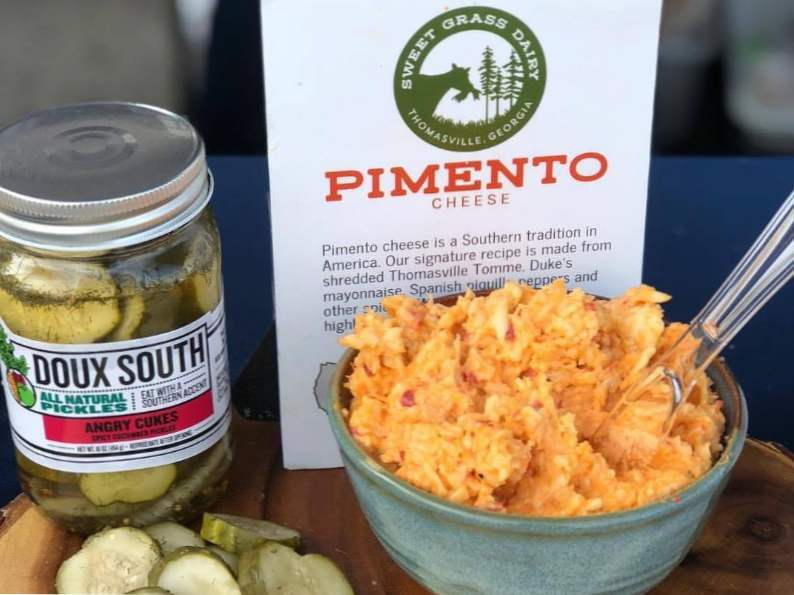 11 best foods at the atlanta cheese fest 2