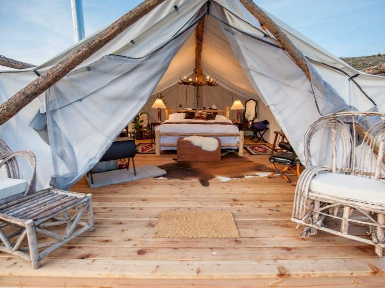 11 best glamping spots in the united states 2