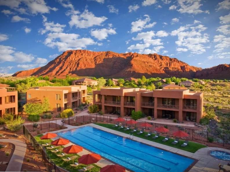 11 best healthy hotels resorts around the world
