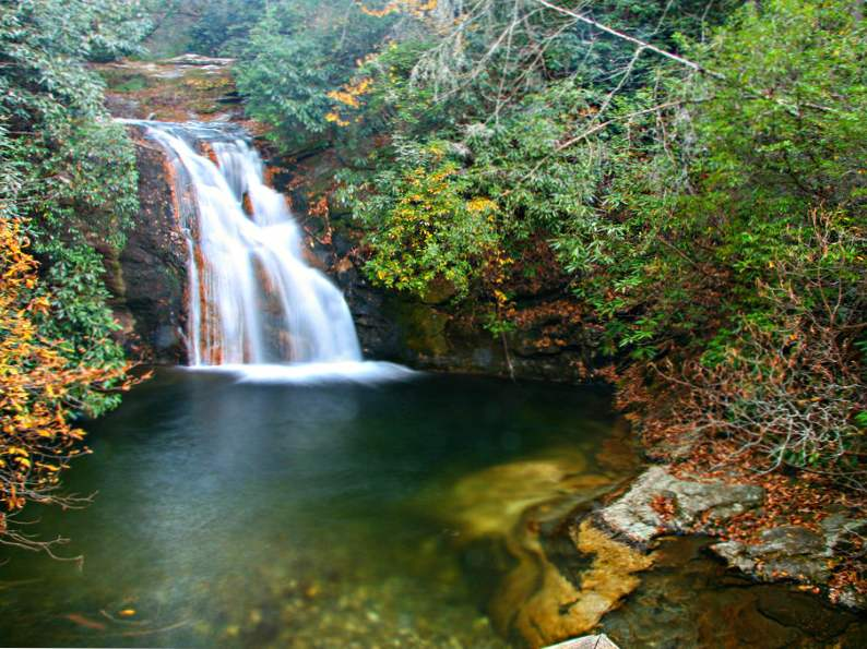 11 underrated waterfall hikes in georgia 2