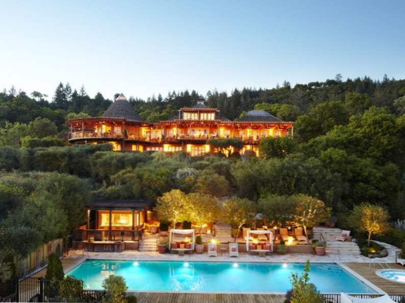 12 most romantic hotels in the united states 7