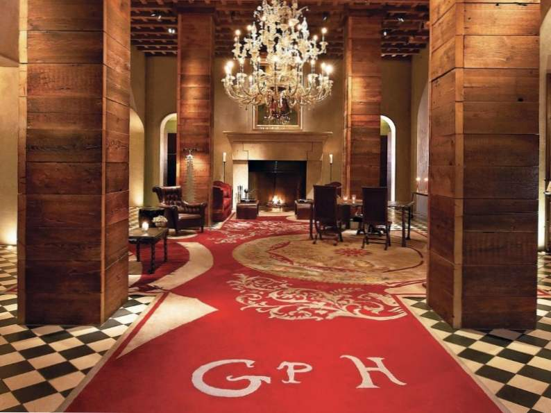 12 most romantic hotels in the united states 9