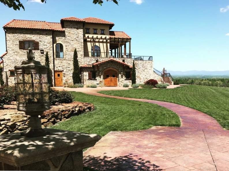 6 best wineries in north carolina