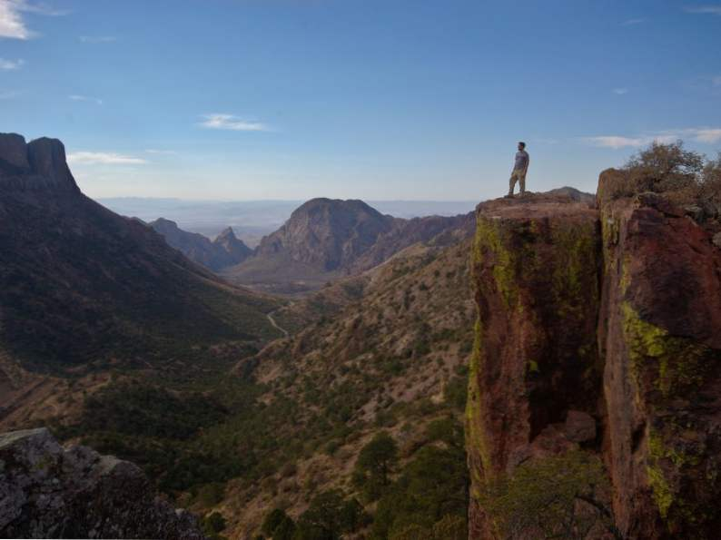 7 best hikes in big bend national park