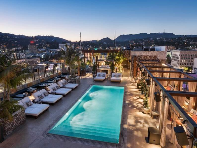 7 best hotels near the hollywood walk of fame 2