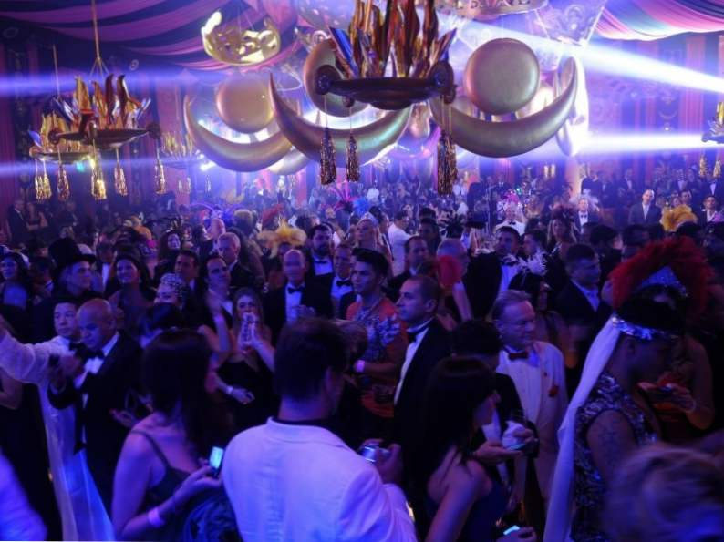 7 best masquerade parties around the world 7