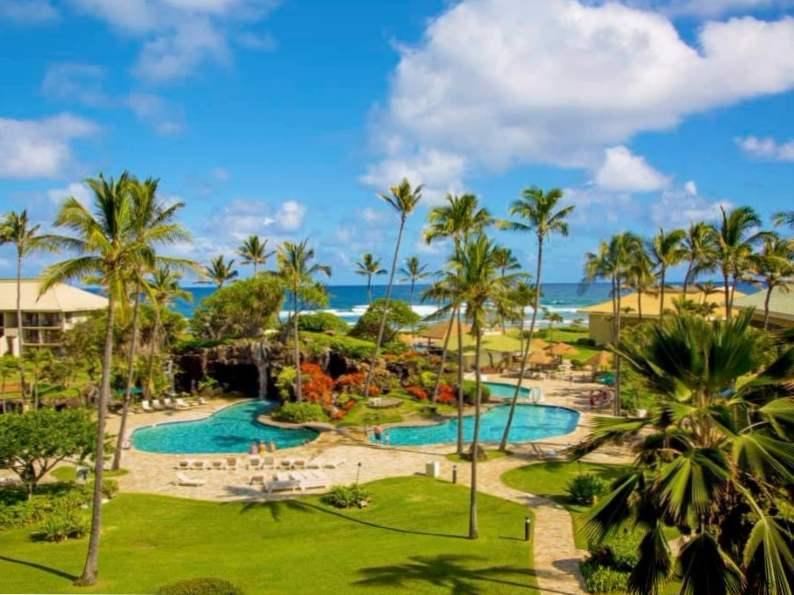 8 beautiful hotels in kauai hawaii 2