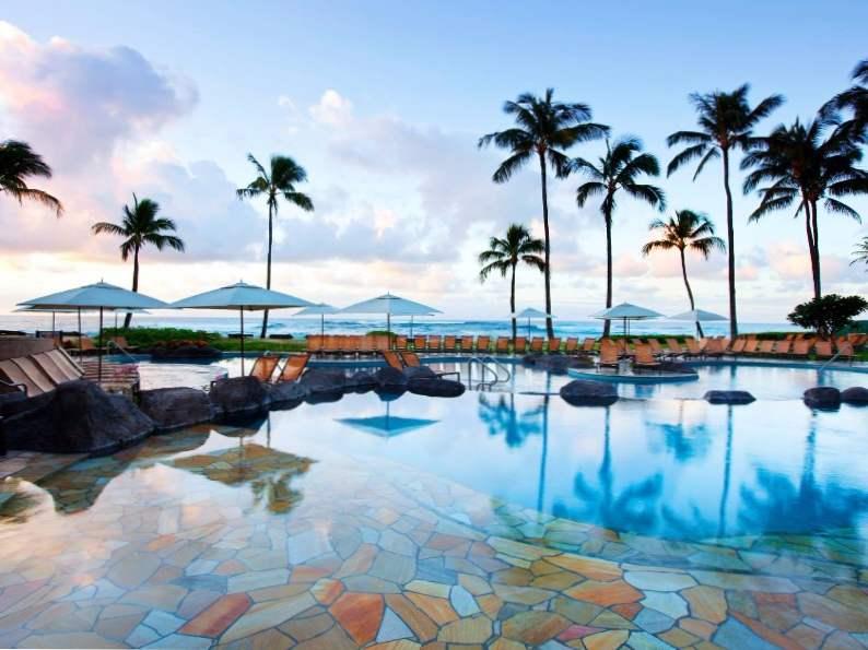 8 beautiful hotels in kauai hawaii 5