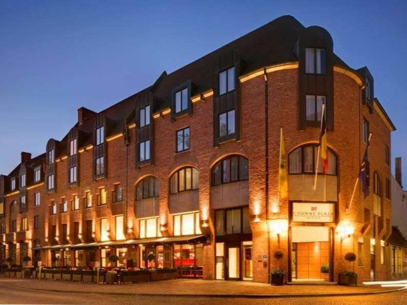 8 best hotels in bruges belgium