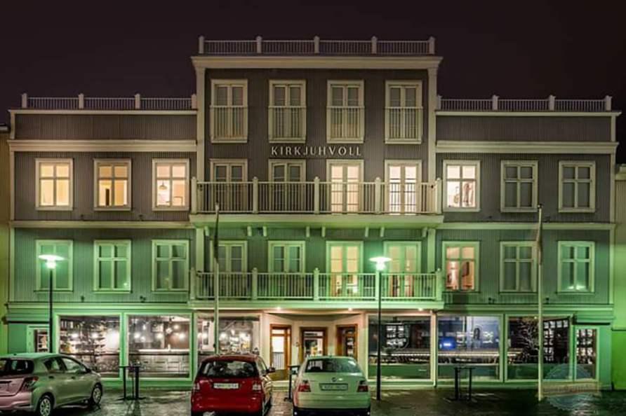 8 best hotels in reykjavik 8