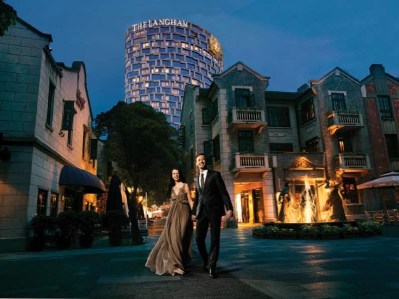 8 best luxury hotels in shanghai