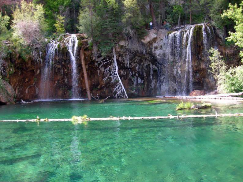 9 gorgeous waterfalls to see in colorado 8
