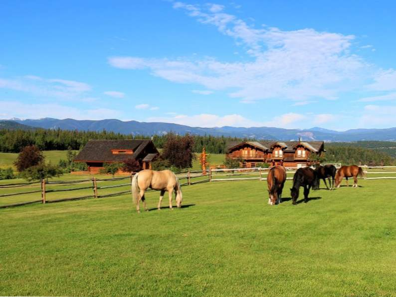 9 top luxury wilderness ranch vacations