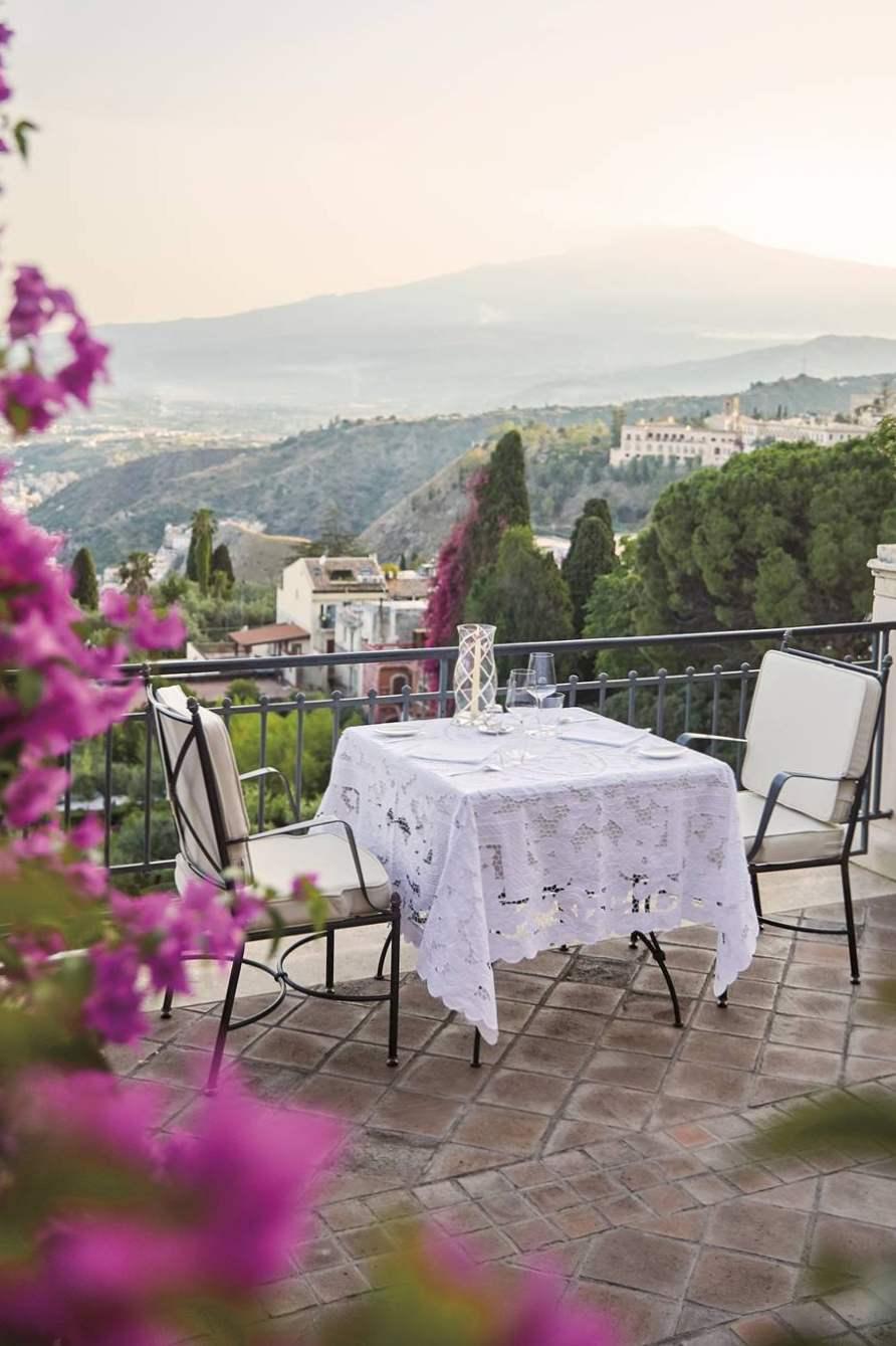 a romantic italian road trip