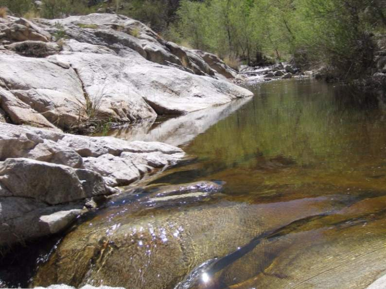 cool off in the romero pools in arizona this summer 3