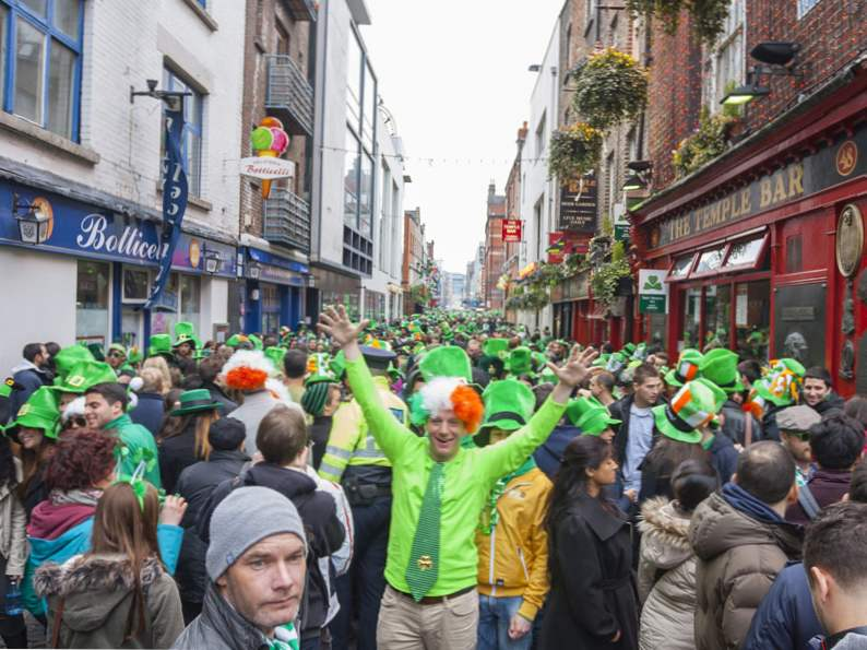 everything you need to know about attending dublin irelands st patricks day festival