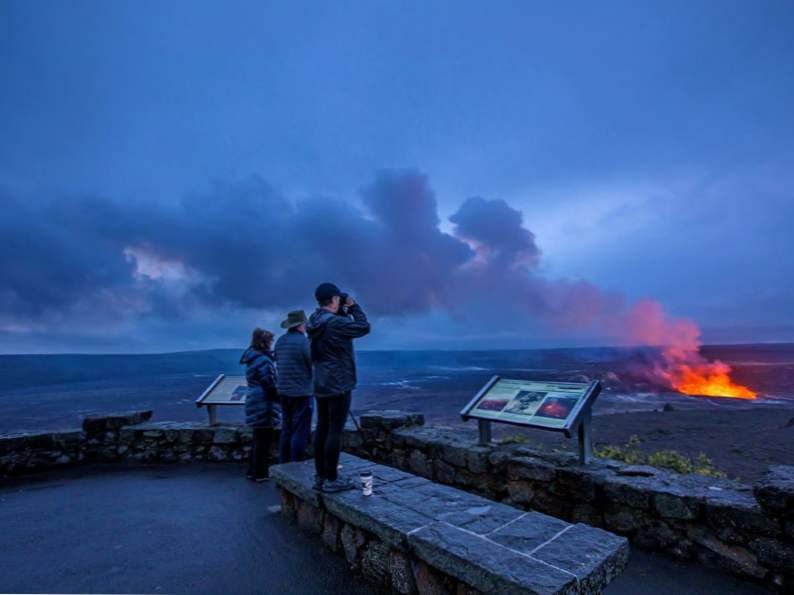 get a front row seat at volcanoes national park hawaii 2