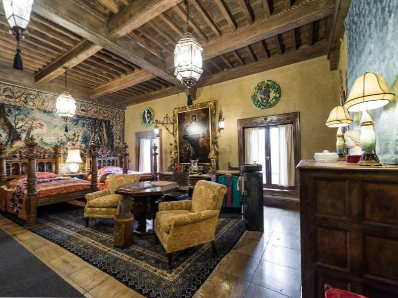 hearst castle is an essential stop along the pacific coast highway 4