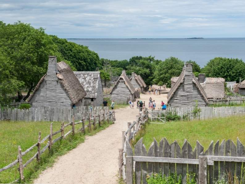 history comes alive at plimoth plantation in massachusetts 2