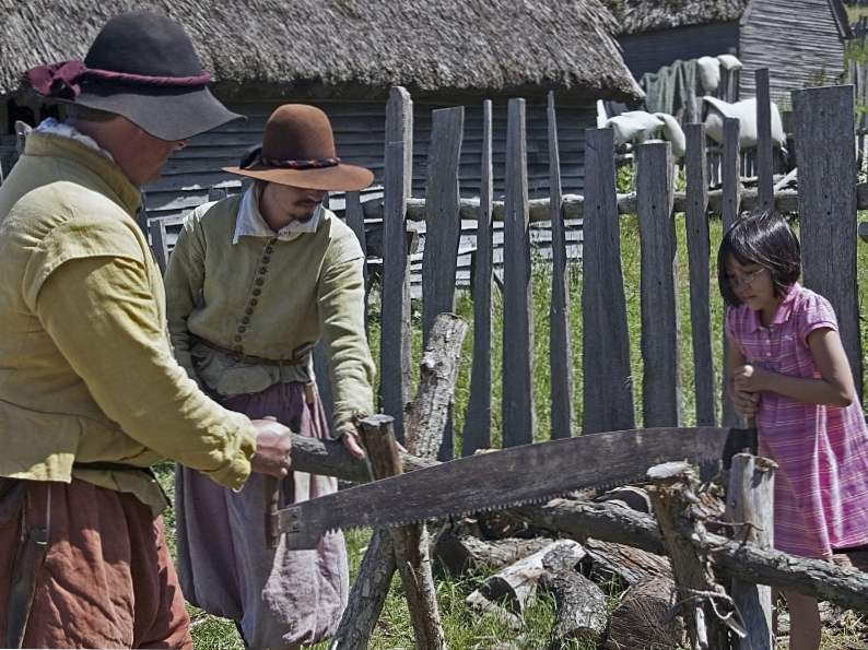 history comes alive at plimoth plantation in massachusetts 3
