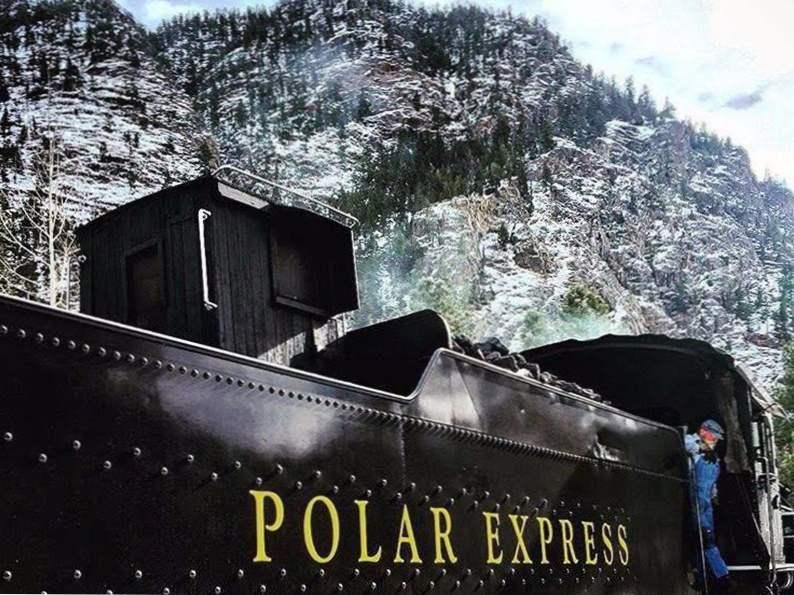 hop aboard the magical polar express train ride in colorado 2