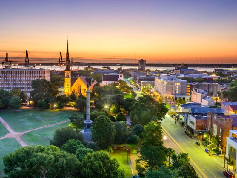 how to spend 48 hours in charleston south carolina