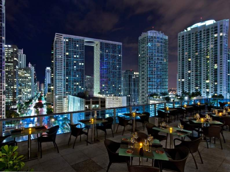 miamis 12 best rooftop bars for summer drinking 2