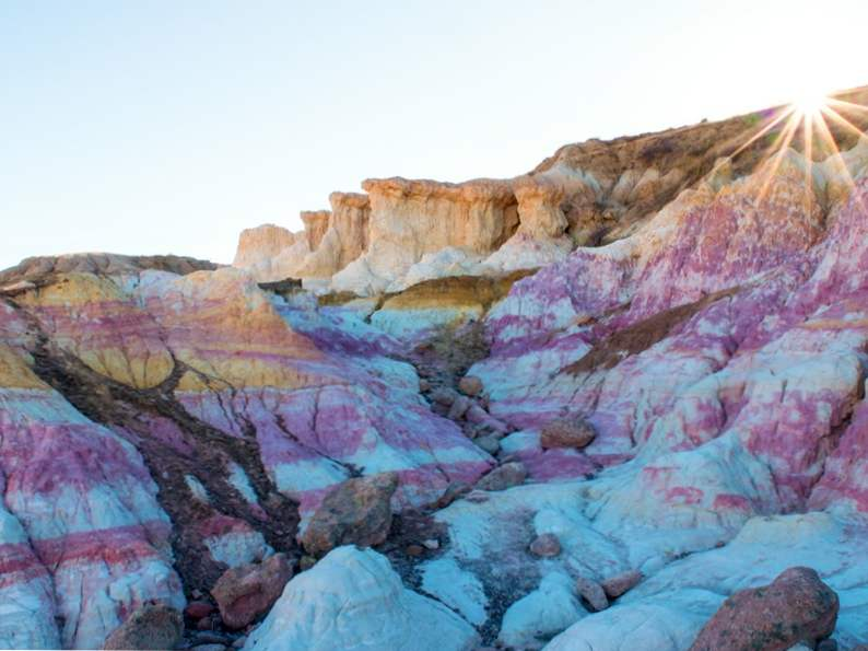 paint mines interpretive park in colorado offers colorful views like no other 3