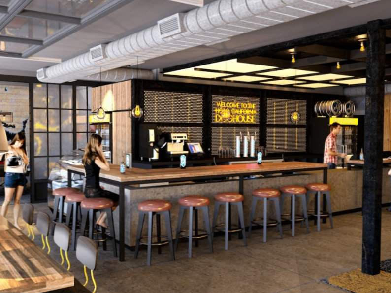 stay in a working brewery at ohios doghouse hotel 3