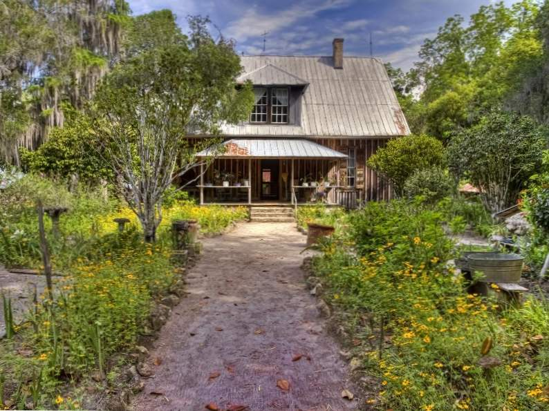 step back in time at floridas dudley farm historic state park