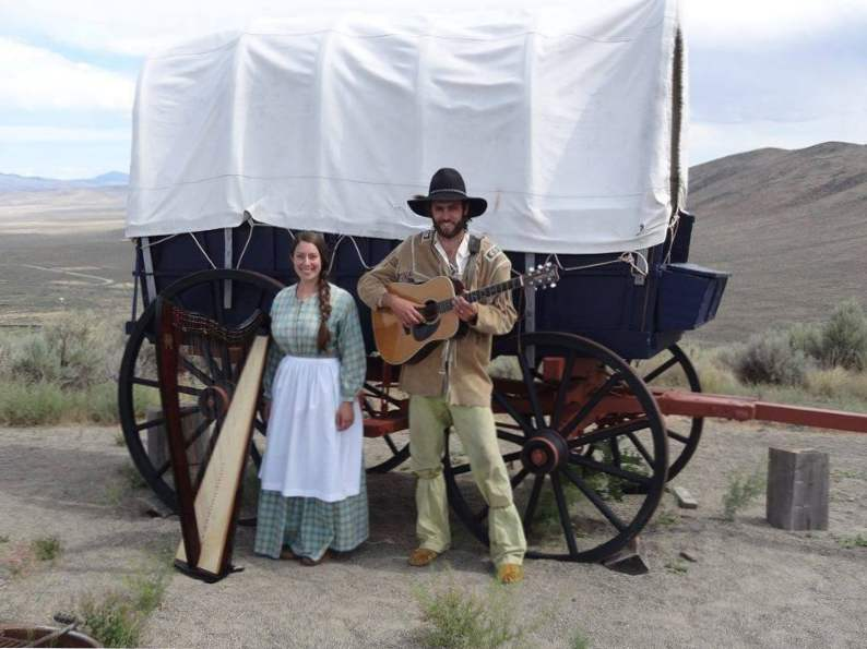 step back in time at national historic oregon trail