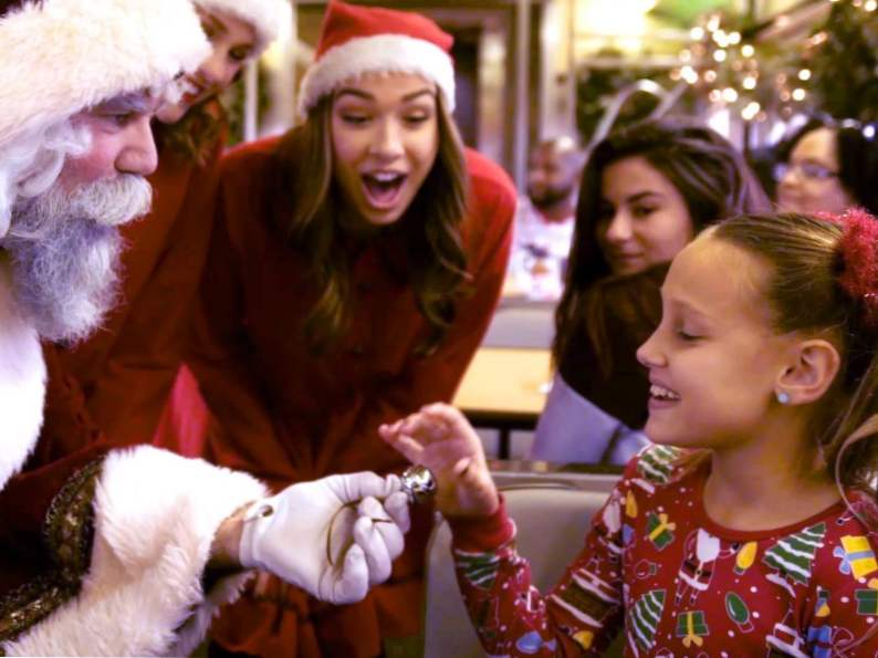 the polar express returns to florida for a magical christmas season