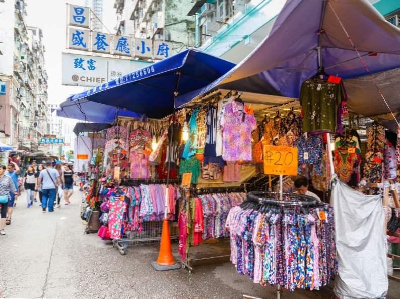 top 12 markets in hong kong 9