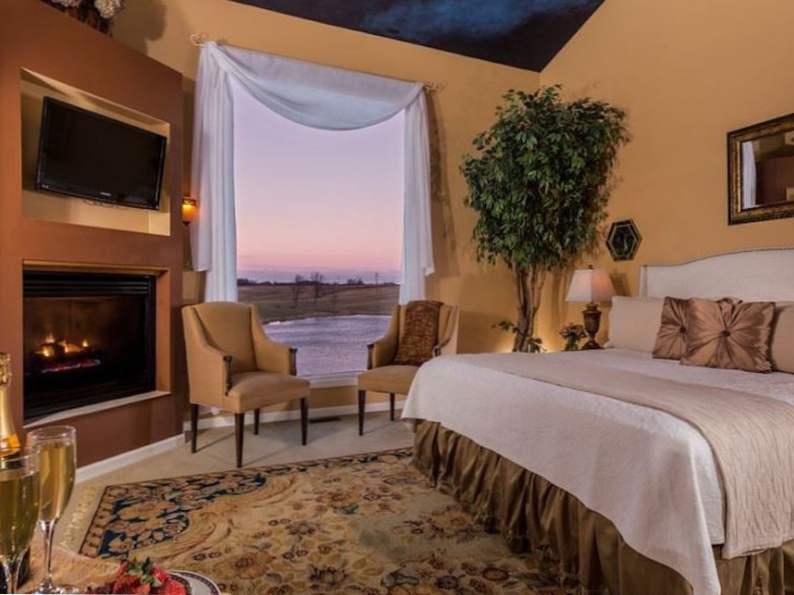 top 7 most romantic hotels in michigan 2