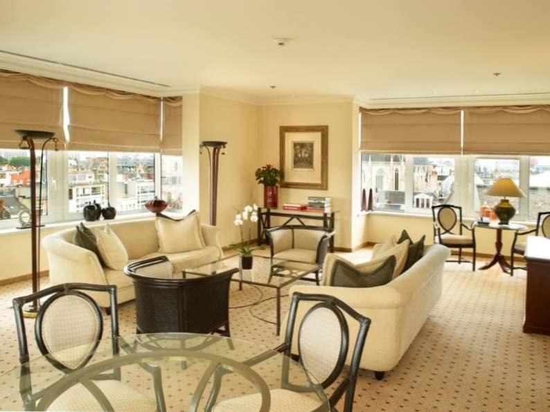 top 8 luxury hotels in antwerp belgium 2
