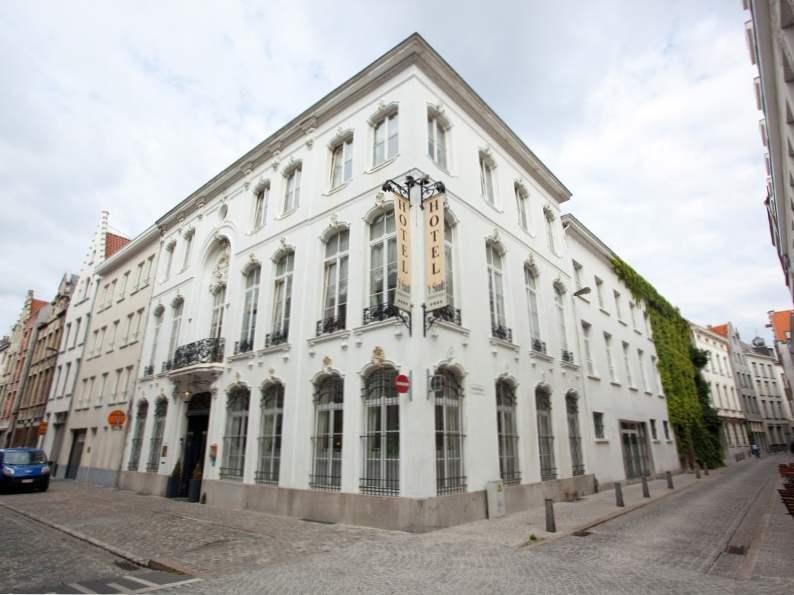 top 8 luxury hotels in antwerp belgium 7