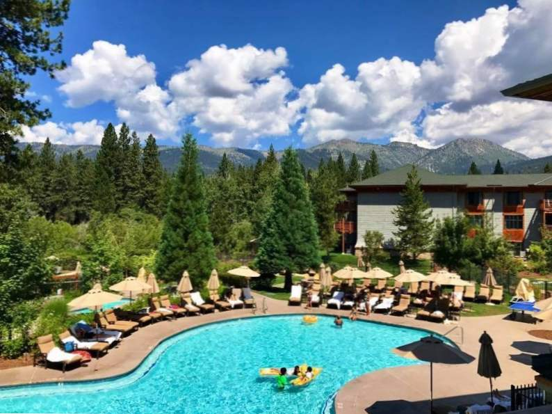 top 8 luxury resorts in lake tahoe