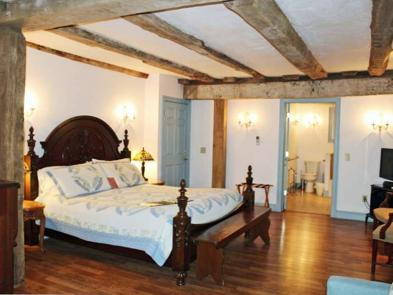top 8 romantic bed and breakfasts near pittsburgh