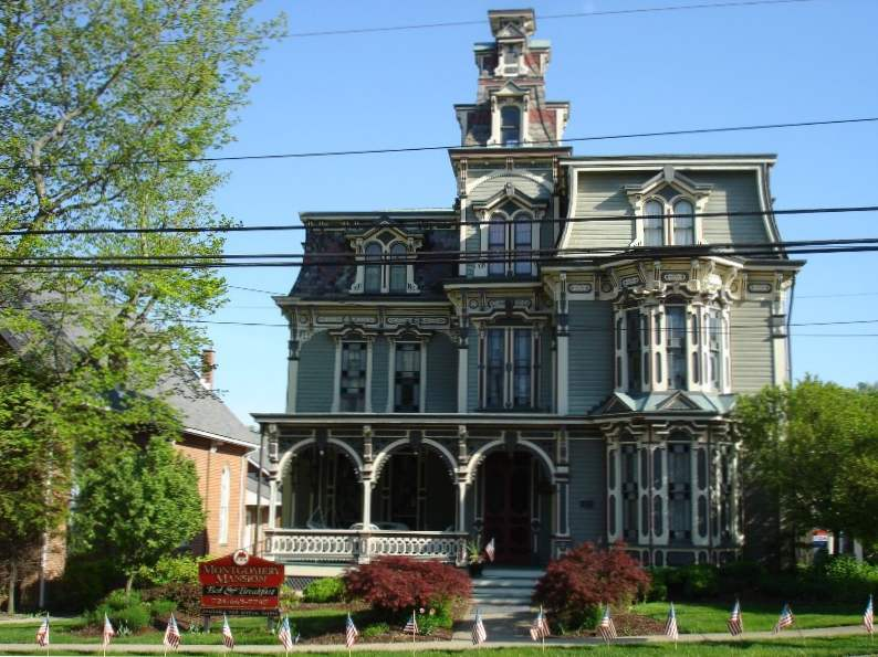 top 8 romantic bed and breakfasts near pittsburgh 8