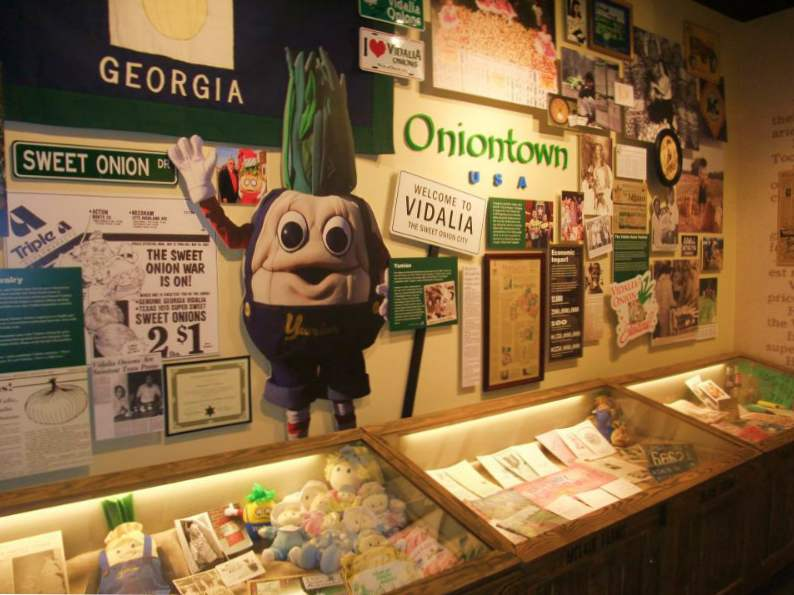 vidalia georgia is the iconic sweet onion city