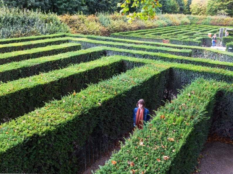 worlds 8 most elaborate mazes labyrinths to get lost in 4