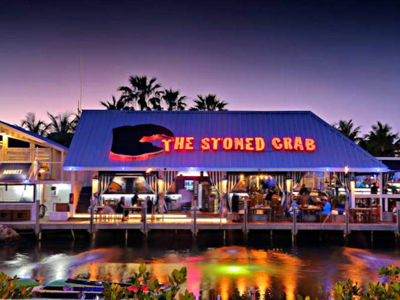 you cant go wrong with a visit to the stoned crab in key west florida