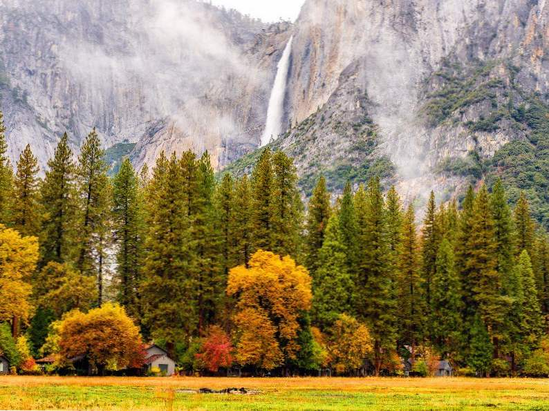 10 best fall getaways in the western united states