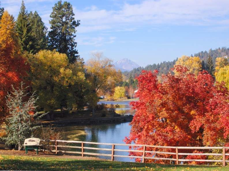 10 best fall getaways in the western united states 2
